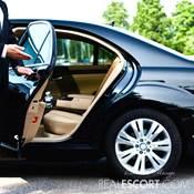 Afhentnings service (Chauffør)