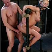 Kikötözés - BDSM
