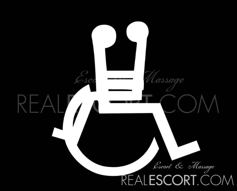 Handicappede